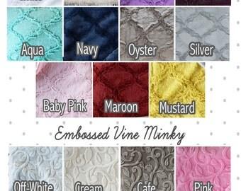 Custom Minky Blanket, Minky Blanket, gift for women, baby gift, baby girl, personalized minky blanket, baby boy, personalized wedding gift