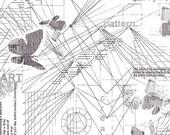 AGF Avant Garde Yardage - Bauhaus Dissection
