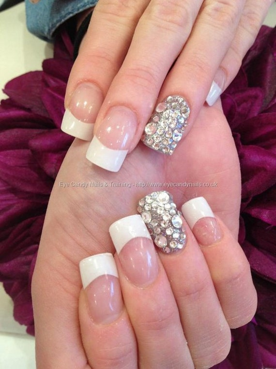 Guaranteed authentic swarovski crystals nail art bling crystal like this item prinsesfo Images