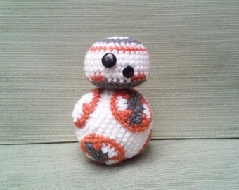 Crochet BB8 Plush Toy