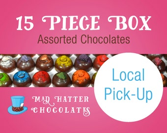 15 Piece Box (Assorted)-Pick Up