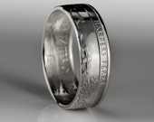 Harpers Ferry Quarter Ring - Silver (.900)