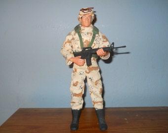 G.I. Joe 12 Inch Classic Doll, gi joe, g i joe, desert storm gi joe, action figure, collectible gi joe, vintage gi joe, 12 inch doll