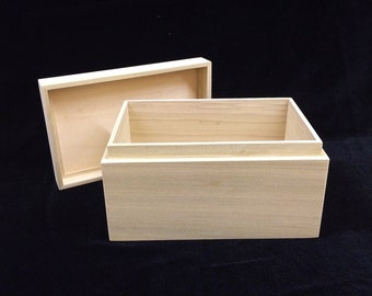 Unfinished Wooden Soap Mold-Cold Process Soap- 1-2 lb Soap Mold-Soap Making Supplies