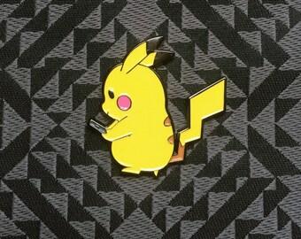 Pokemon GO Pikachu Pin