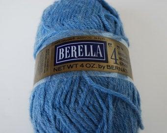 1 skeins  Bernat Berella acrylic