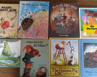 Children's books- book collection- Discovery Toys books