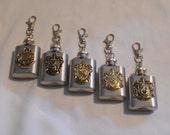Harry Potter 5 piece Flask set