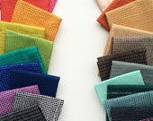 You + Me Fat Quarter Bundle, Indah Batiks by Hoffman Fabrics, COMPLETE