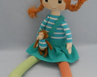 The Textile Doll