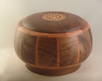 Walnut Pet Urn #815-70