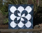 Spin! Quilt Pattern, pdf downloadable quilt instructions