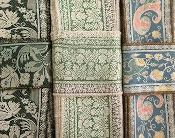 Silk Sari borders, Sari Trim SR414