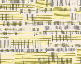 Carkai - Stitches in Silver - Carolyn Friedlander for Robert Kaufman - AFR-15796-186 - 1/2 Yard