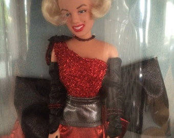 Marilyn Monroe doll ...Collector's Series, Sparkle Superstar No. 2