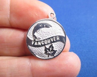 Vancouver charm  -  souvenir of British Columbia Canada
