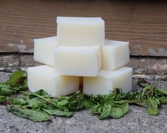 Be Ye Clean! Natural Bar Soap; Awaken the senses with Japanese Peppermint