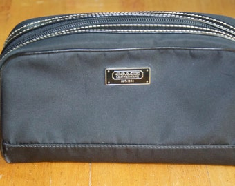 Vintage Authentic Coach Small Travel Bag