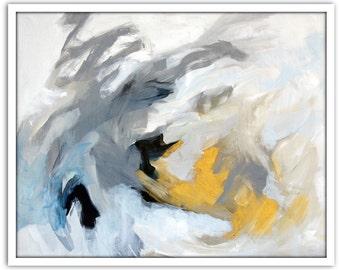 Acrylic painting, acrylic abstract, original acrylic, canvas painting, abstract art, original painting, original art, wall art Titled 'Joy'