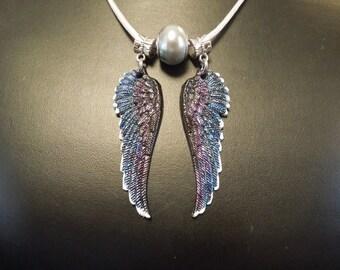 Inspired Guild Hunter Angel Pendant - Elena