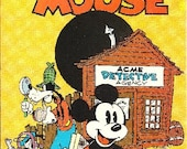 OE1085----- 4 COMIC BOOKS