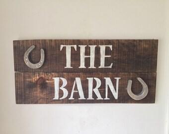 The Barn - Rustic Home Decor