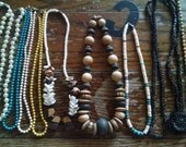 Destash of Vintage Necklaces