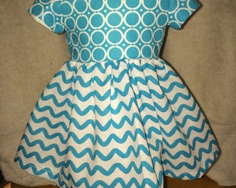 "18"" American Girl doll dress"
