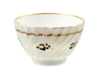English Export Tea Bowl C.1780 [U243]