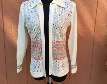 1970's Knitted Blouse