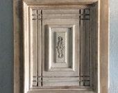 Antique Arcitectural Salvage Door Wood Door
