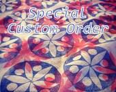 Special custom order for Harley