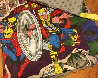 Marvel Minky Security Blanket