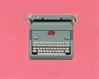 50's Royal Typewriter