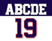 """Coupon Codes! BX font included! Sport Hockey Uniform Applique Alphabet Font Machine Embroidery Design 5 sizes 3"""", 4"""", 5"""", 6"""", 7""""  AL022"""