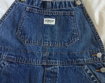 Childrens OshKosh overalls