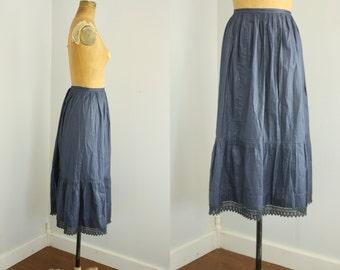 1910s petticoat   vintage edwardian petticoat