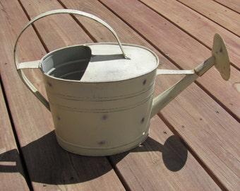 Vintage Metal Watering Can