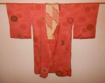 Vintage mitiyuki - Pine needle and flower