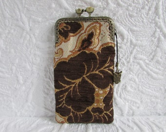 103A - iPhone 6 Case Fabric, iPod Touch Case, Cell Phone Case, Samsung Galaxy Case, cover handmade