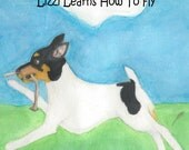 """The Adventures of Lizzi-""""Lizzi Learns How To Fly"""""""
