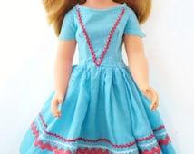 "ON SALE Vintage Doris 19"" Miss Revlon Like Fashion Doll, High Heel Feet, 1957-1960s, All Vinyl, Sleep Eyes, Twist Waist, Collectible Doll"