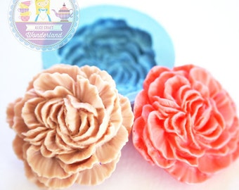 Big Flower 34mm Bakery Silicone Flexible Mold 159L* BEST QUALITY