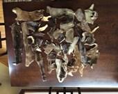 Fur scraps for crafting