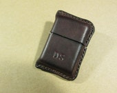 Leather Encased ZIPPO Lighter - Made to Order