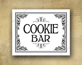 Cookie Bar Signs  Etsy. College Facility Banners. Suicidal Thought Signs. Free Clip Art Signs Of Stroke. Chain Link Fence Banners. Deer Skull Decals. Dota Stickers. Sport Car Logo. Fisherman Decals