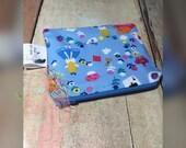 Food safe pro care lined corron snack bag By Dimple's Secret Garden Alice in Wonderland