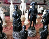 CLEARANCE Civil War Chess Set