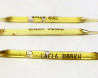 Vintage 1950s Lalla Rookh by Chapelle Perfume Nip Sample Vial