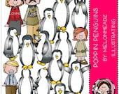 Melonheadz: Poppin Penguins
